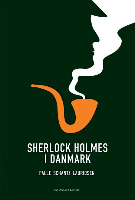 Sherlock Holmes i Danmark · Dansk BogDesign