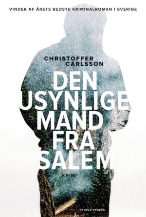 Bogomslag til Den usynlige mand af Christoffer Carlsson